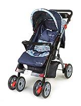 LuvLap Baby Stroller Pram Cruze Sky Blue