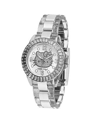 Hello Kitty R-4408502-HKW - Reloj de Señora movimiento de cuarzo con correa de plástico