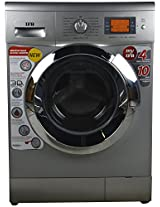 IFB Senator Aqua SX Fully Automatic Front-loading Washing Machine (8 Kg, Silver)