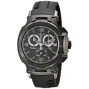 Tissot Analog Black Dial Men's Watch