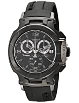 Tissot Analog Black Dial Men's Watch