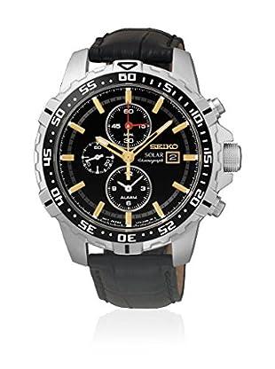 Seiko Reloj SSC303P1 Negro 45  mm
