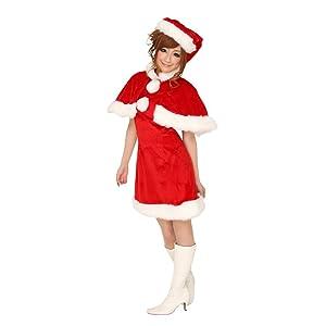 【コスプレ】プチケープサンタ クリスマス サンタクロース