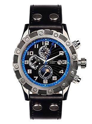 Mathis Montabon Reloj automático Mm-03 Le Général  Negro 47  mm