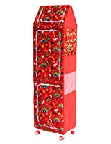 Amardeep and Co ALE01 XXL Multipurpose Toy Box (Red)