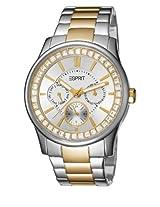 Esprit Analog White Dial Women's Watch - ES105442002