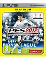 Pro Evolution Soccer 2012 Platinum Edition (PS3)
