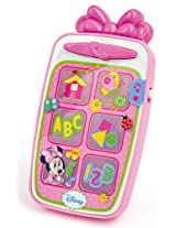 Disney Baby Minnie Smartphone, Pink/White