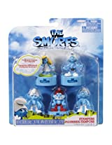 Smurfs 5 Pack Stamper