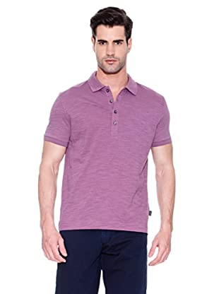 Hugo Boss Polo Teatina (Morado)