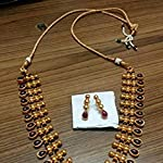 Traditional fancy necklace by mvk
