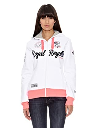 Geographical Norway Sudadera Figuerolle (Blanco)