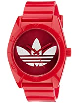 Adidas Analog Red Dial Men's Watch - ADH2655