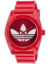 Adidas Analog Red Dial Men's Watch - ADH2655