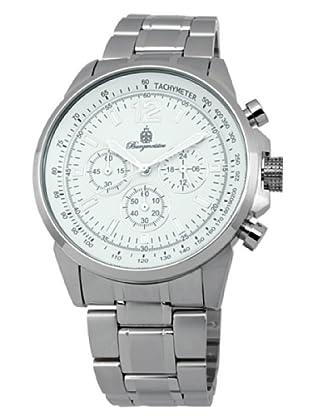 Burgmeister Herren-Armbanduhr XL Chronograph Quarz Edelstahl BM608-181