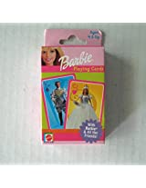 Barbie Playing Cards - Mattel