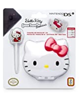 RDS Industries Nintendo DSi Hello Kitty Game Case and Multi System Stylus