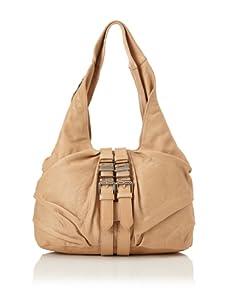 Treesje Women's Essex Hobo (Vanilla Leather)