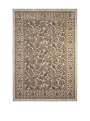 3K Teppich Oushak 16024-73 (mehrfarbig)