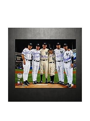 Steiner Sports Memorabilia Yankees Final Game At Yankee Stadium Multi Signed Photo, 16