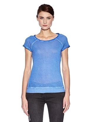 Liebeskind Berlin Camiseta Viena (Azul)