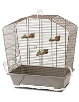 Camille 30 Bird Cage Warm Grey, 45x25x48 cm