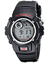 Casio G-Shock Digital Grey Dial Men's Watch - G-2900F-1VDR (G190)