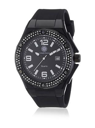 Constantin Durmont Reloj de cuarzo Unisex CD-DELI-QZ-RBBK-PCBK-BK-C  42 mm