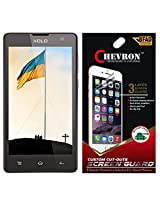 Chevron Pro Two Ultra Clear & Two Matte Screen Guard For Xolo Era (Pack Of 4)