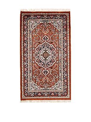 QURAMA Teppich Taj-Mahal rot/mehrfarbig
