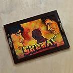 ExclusiveLane Gambler Canvas Handpainted Bollywood Tadka Tray