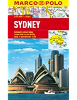 Sydney Marco Polo City Map (Marco Polo City Maps)