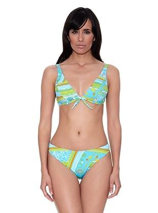 Bikini Felicia (Turquesa)