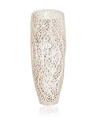 Pomeroy Entrelas Vase, Pearl