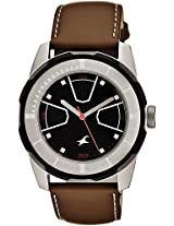 Fastrack Economy 2013 Analog Black Dial Men's Watch - 3099SL04