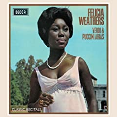 Felicia Weathers
