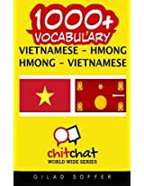 1000+ Vietnamese - Hmong, Hmong - Vietnamese Vocabulary