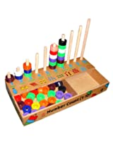 Skillofun Number Count (1-10), Multi Color