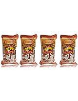 Badshah Ajwain Cookies, 200g (Pack of 4)