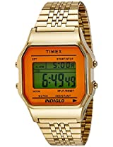 Timex Analog Green Dial Unisex Watch - TW2P651006S