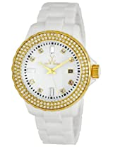Toy Watch Women's N32208-WHG Plasteramic Watch