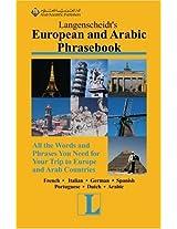 European and Arabic Phrase Book