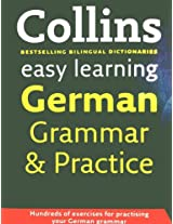 Collins Easy Learning - Collins Easy Learning German Grammar and Practice