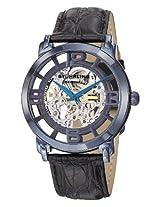 Stuhrling Original Lifestyles Analog Blue Dial Men's Watch - 165B.33X56