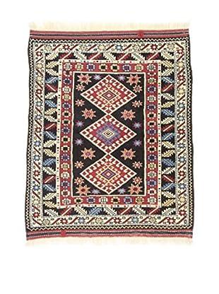 Eden Teppich Konya Antik mehrfarbig 112 x 130 cm