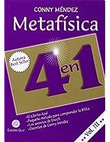 Metafisica 4 en 1 / Metaphysics 4 in 1: 3