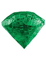 3D Crystal Puzzle - Emerald