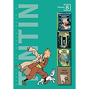 Adventures of Tintin - Vol. 8: The Castafiore Emerald, Flight 714 to Sydney & Tintin and the Picaros (The Adventures of Tintin - Compact Editions)