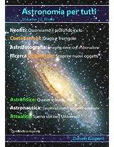 Astronomia per tutti: volume 12