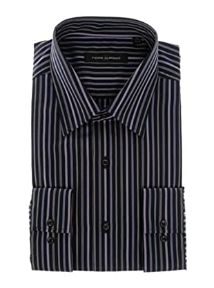 Pierre Clarence Camisa de manga larga (Azul Marino/ Multicolor)